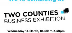 Were exhibiting logo
