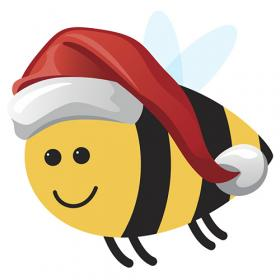 BEE Anglia Christmas Bee